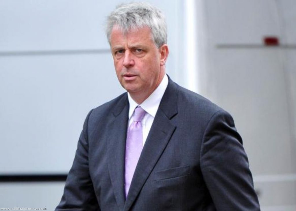 Andrew Lansley faces his biggest test in coming weeks. Photo: www.politicalpictures.co.uk