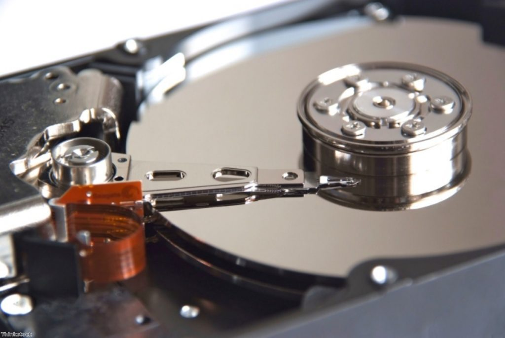Guardian staff destroyed hard drives under the supervision of GCHQ