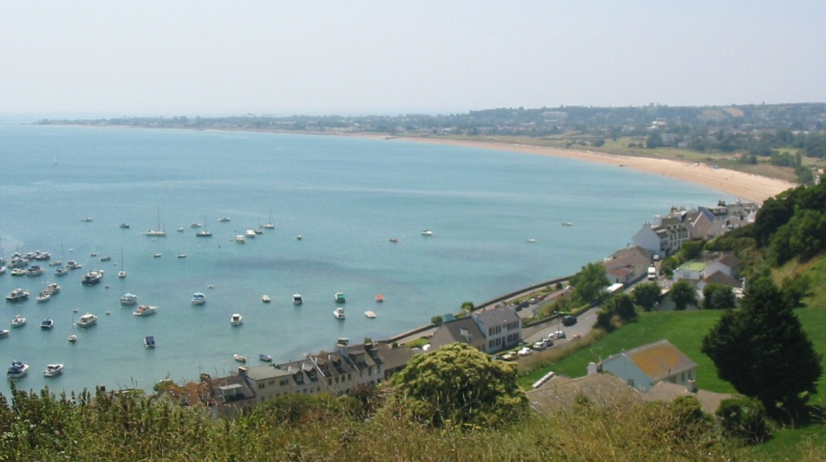 Jersey is famed for its beaches and tax rates