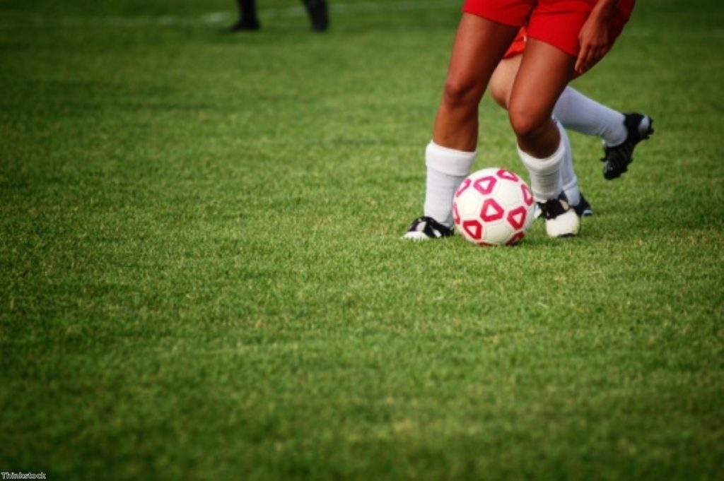 School playing fields are especially sensitive after the Olympics