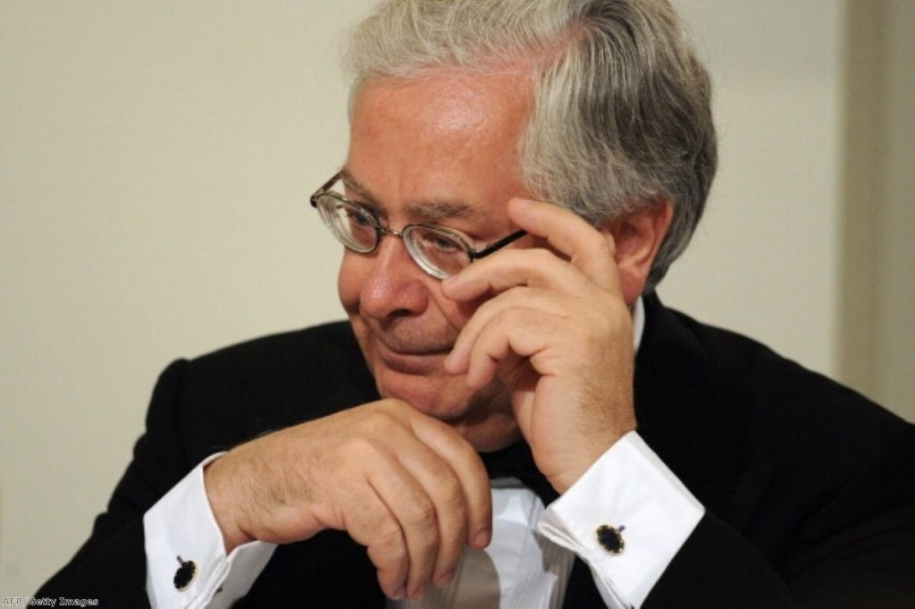 Sir Mervyn King: 'We should have shouted from the rooftops'