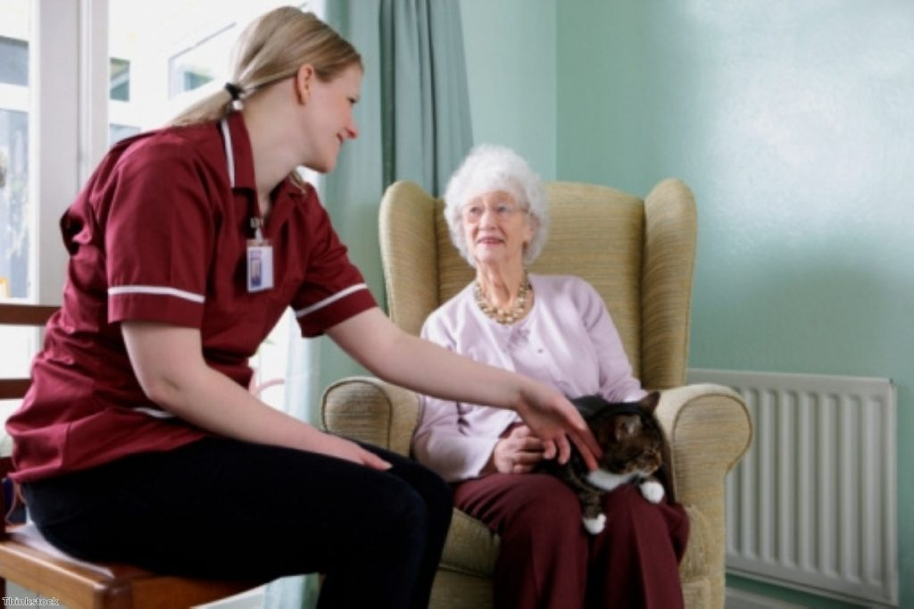 The elderly aren't always getting the care they need