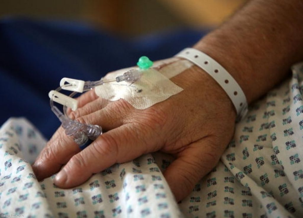 Life support: Will putting NHS services out to tender create an atomised health service?