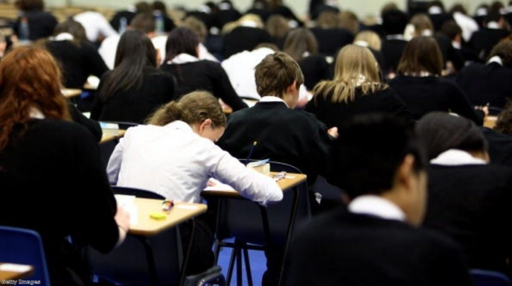 School inspections could be conducted without warning under plans being formulated by David Cameron