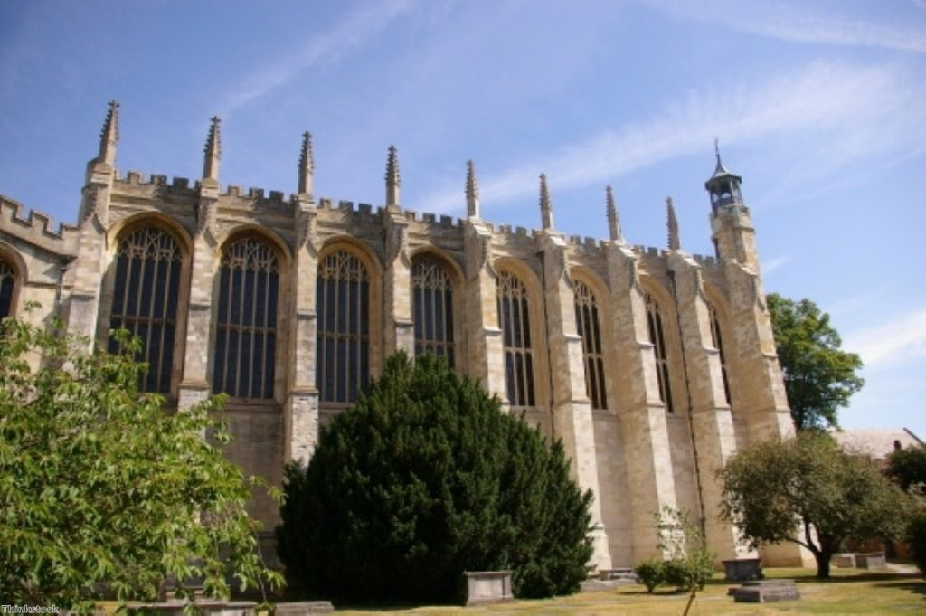 Eton College: the perfect training ground for the dark arts of running the country