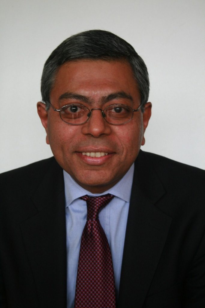Chandrashekhar Krishnan, is executive director of Transparency International UK, which is part of the world's leading anti corruption organisation.