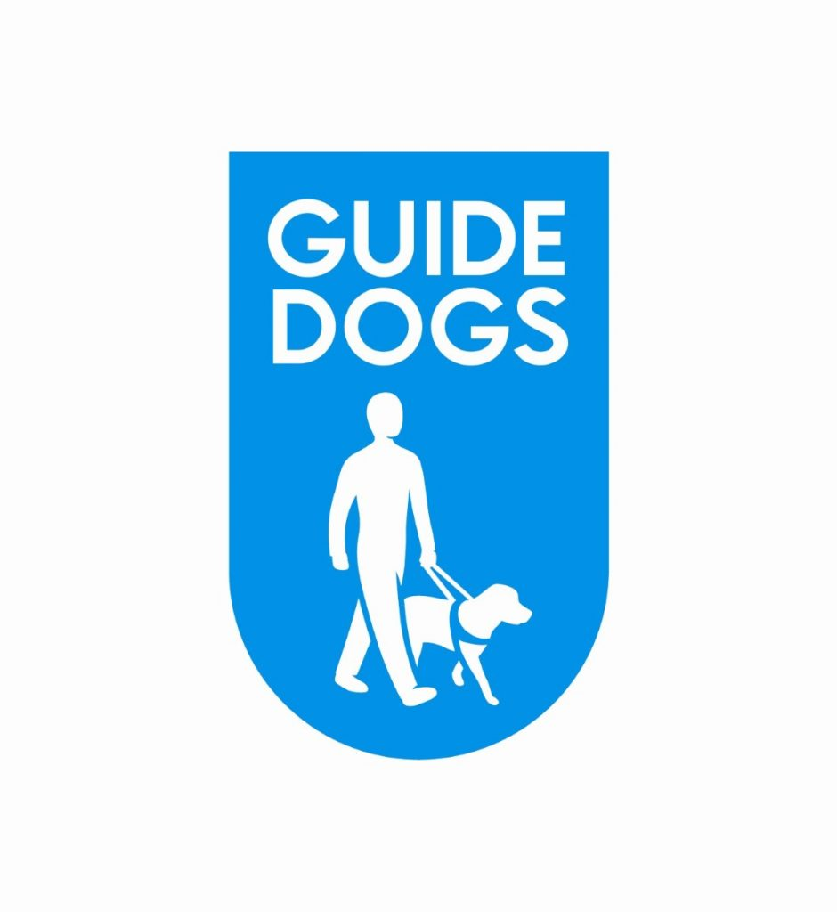 Guide Dogs for the Blind logo