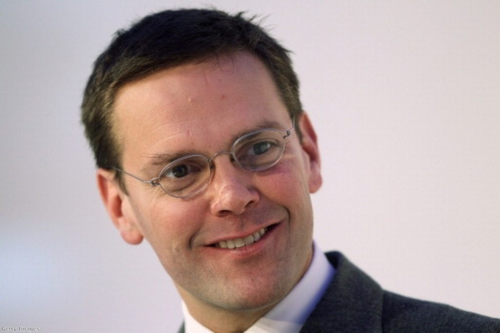 James Murdoch is under considerable scrutiny as the phone-hacking scandal rumbles on.