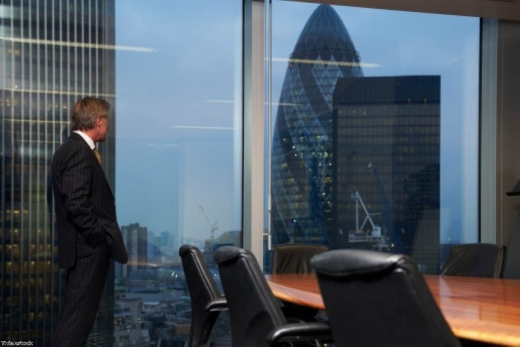 Directors of top FTSE companies are enjoying pay rises of 50%