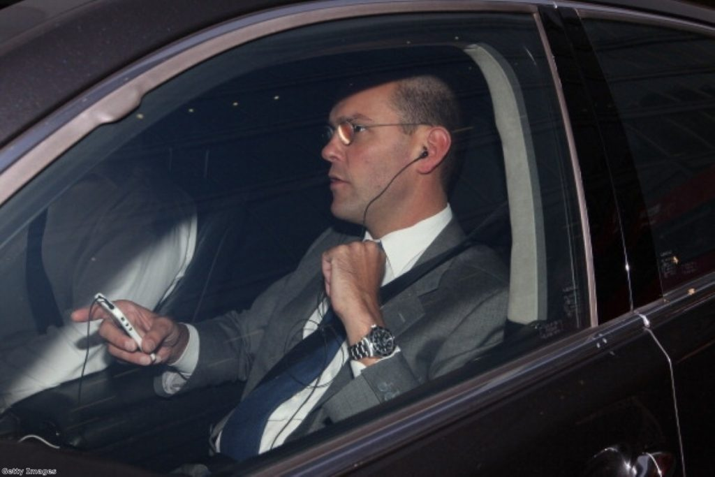 James Murdoch faced MPs once again for another lengthy grilling