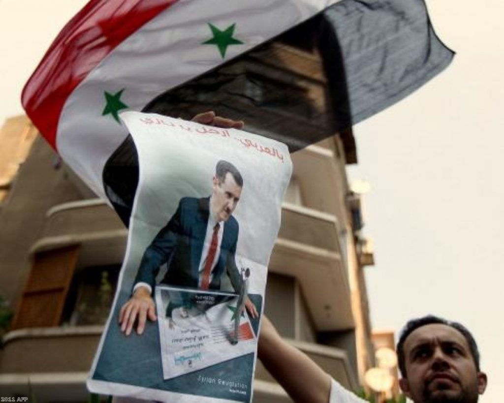 Syria is moving closer to an outright civil war