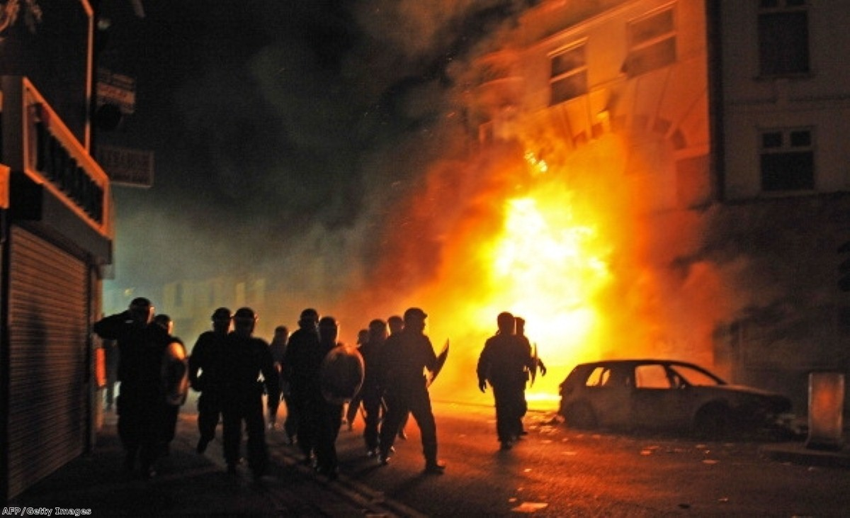 August's riots were about more than just opportunism