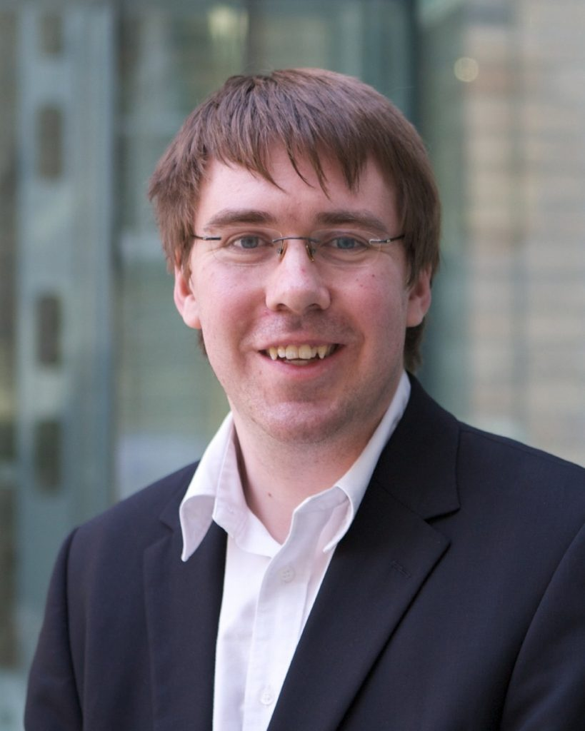 Dr Matthew Ashton