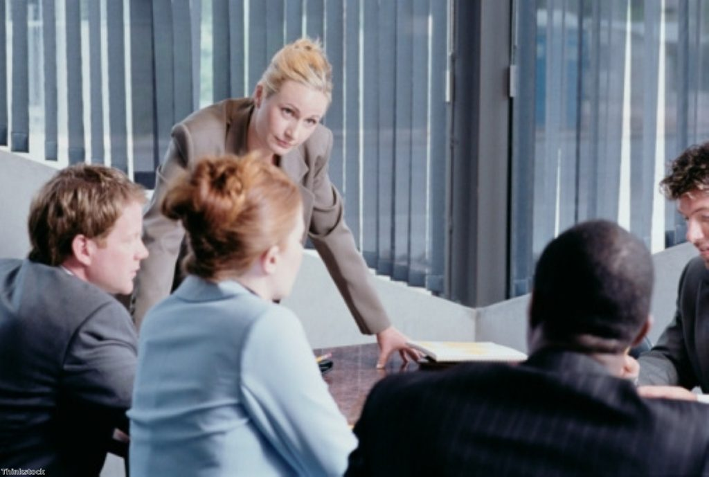 Should the EU impose a 40% women quota on all boardrooms?