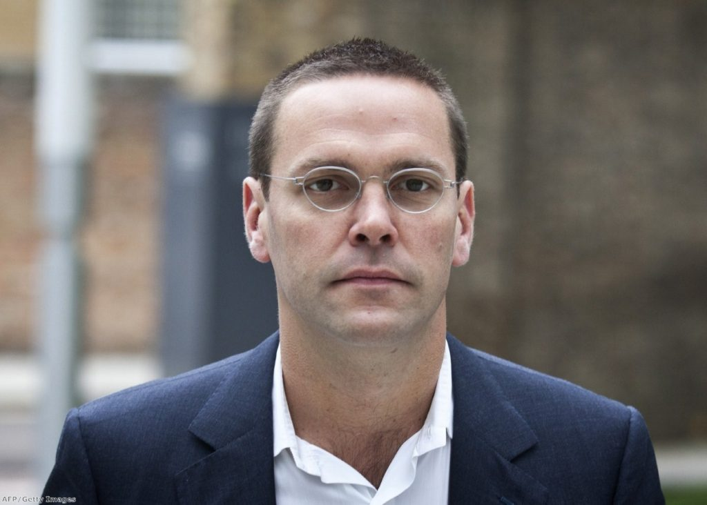 James Murdoch faces the music