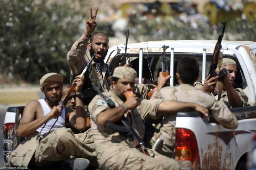NATO will continue military operations until all pro-Gaddafi resistance is finished