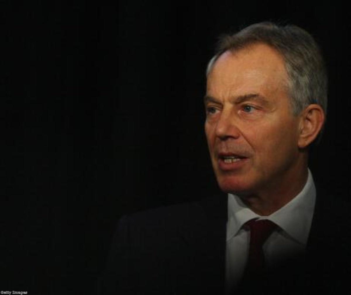 Tony Blair repeats his Iran warnings