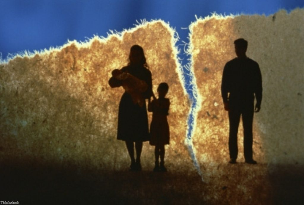 Thousands of children are thought to be separated from a parent because of visa rules
