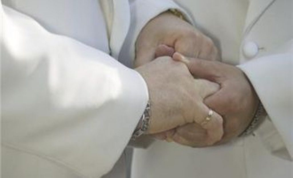 Religious buildings will be opened up to civil partnerships if they choose, under new rules.