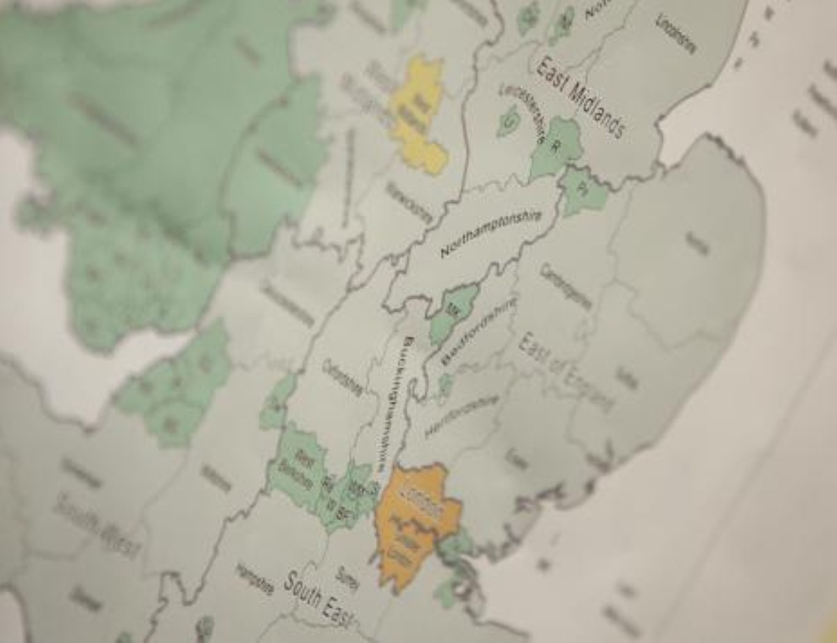 Boundary changes: Not dead after all?