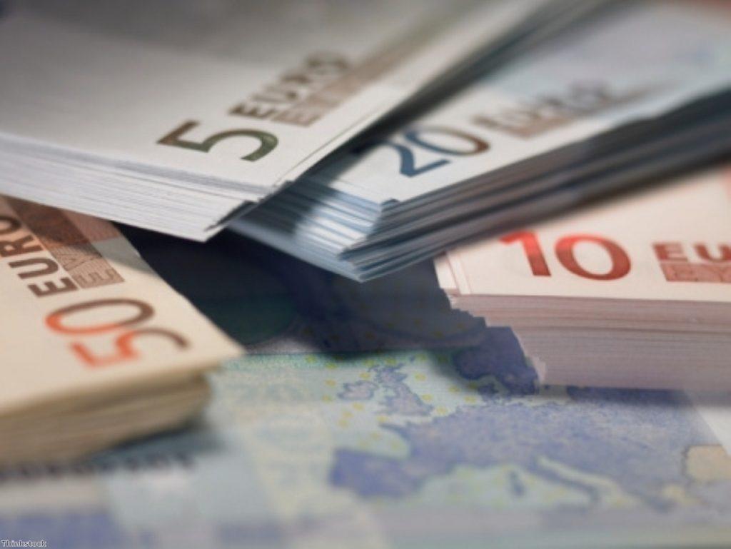 Eurozone crisis could help referendum prospects, eurosceptic hopes