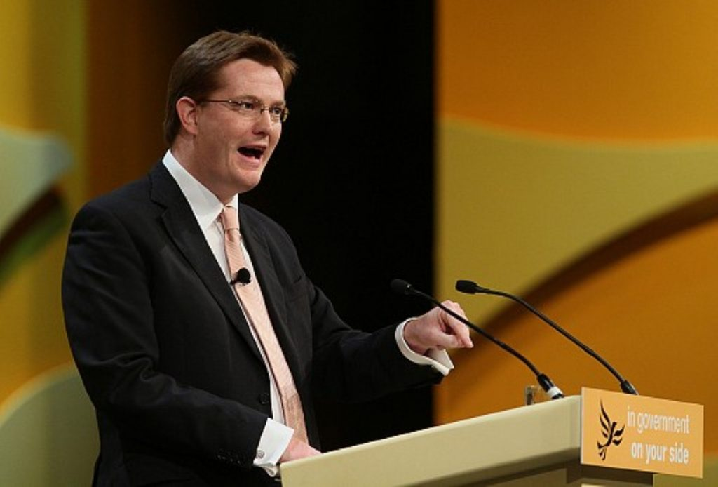 Danny Alexander: Dad turns against bedroom tax