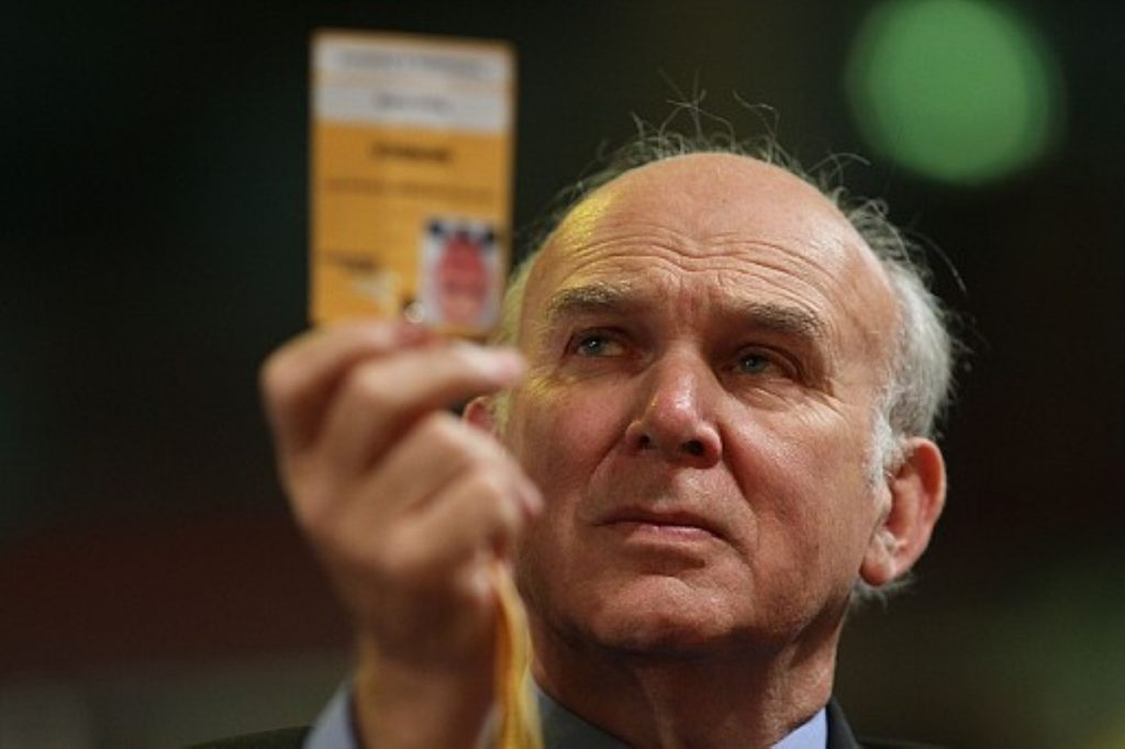 Vince Cable: Under investigation
