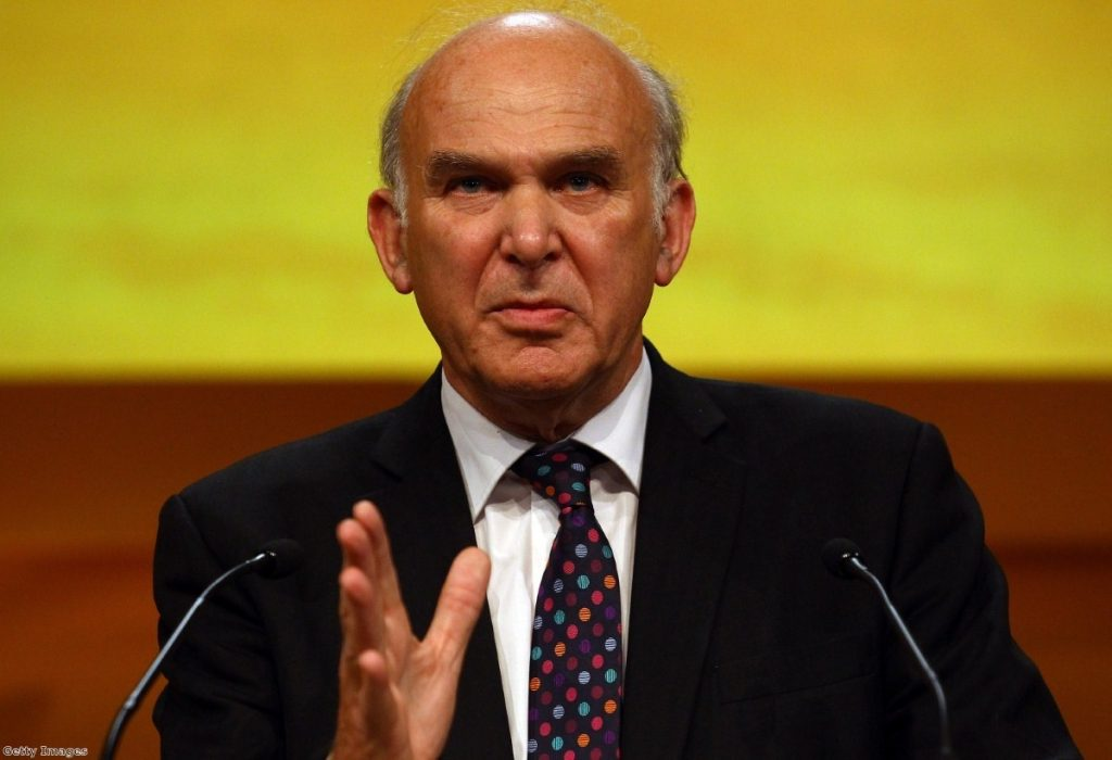 Vince Cable: An asset come election time