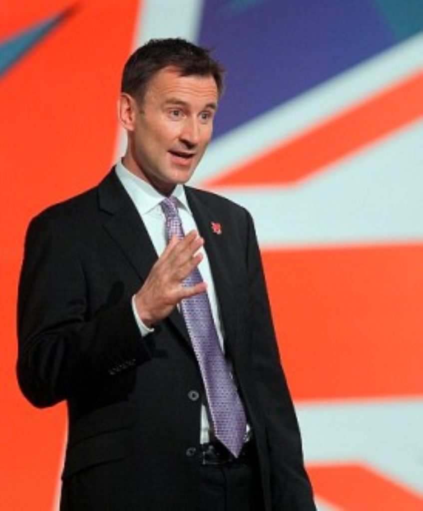 Jeremy Hunt set to stay in his job until the end of the summer, at least