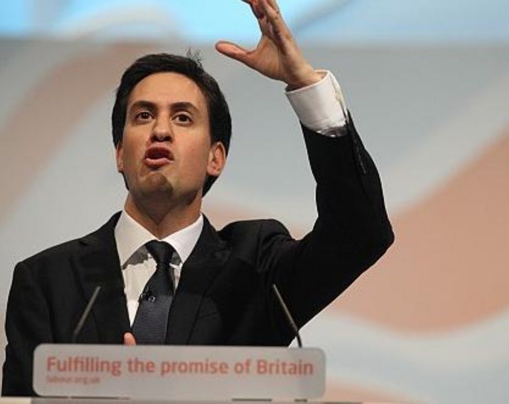 Ed Miliband: Riding high, but he lost as well