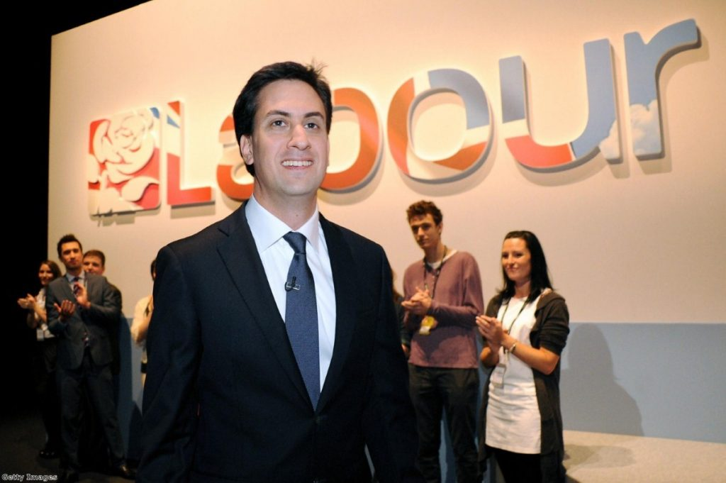 Labour gave Ed Miliband permission to change shadow Cabinet rules at party conference