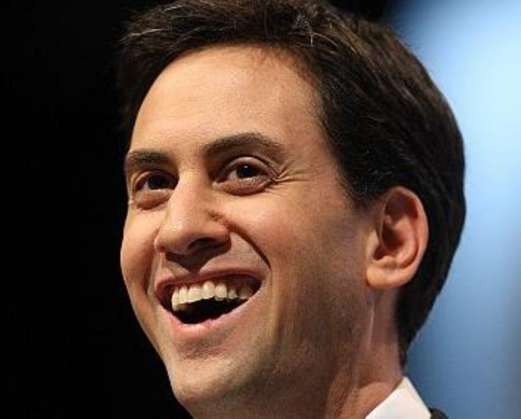 Miliband soaring high in the polls despite EU referendum doldrums