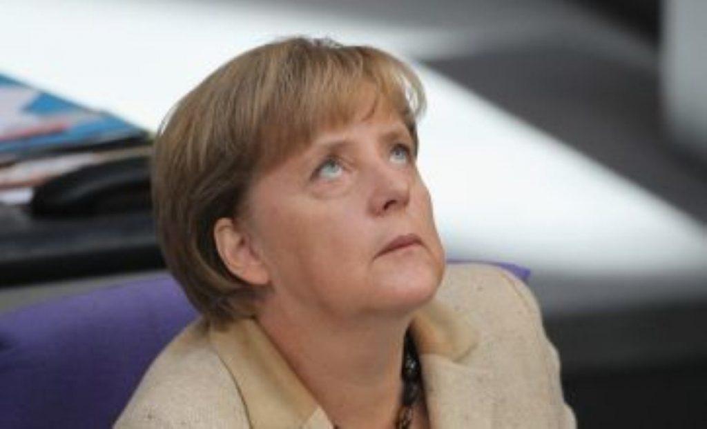 Merkel: a pedestrian case for the EU