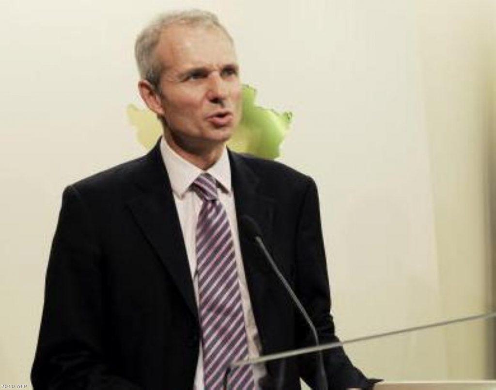 Europe minister David Lidington fears Tory divisions over EU referendum