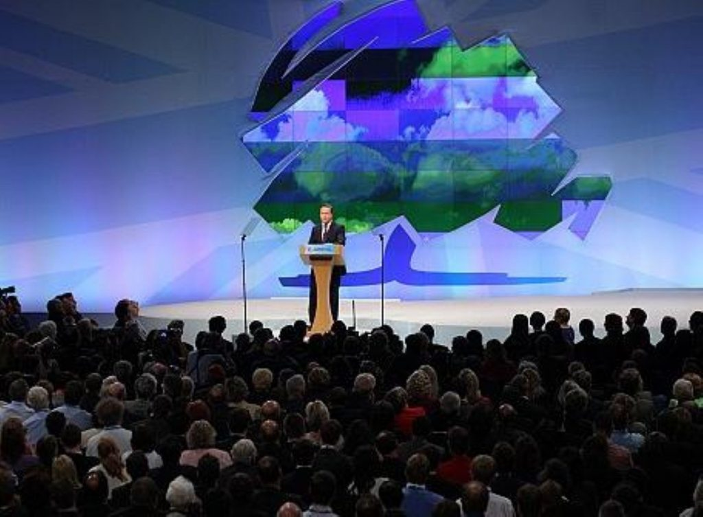 Cameron's speech attracted fulsome praise from those in the hall