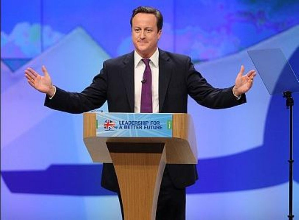 """The Tory rebellion was """"this big"""""""