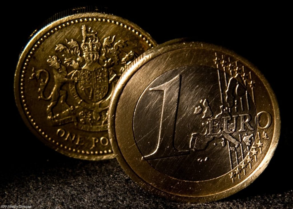 The eurocrisis casts a long shadow over UK economic policy.