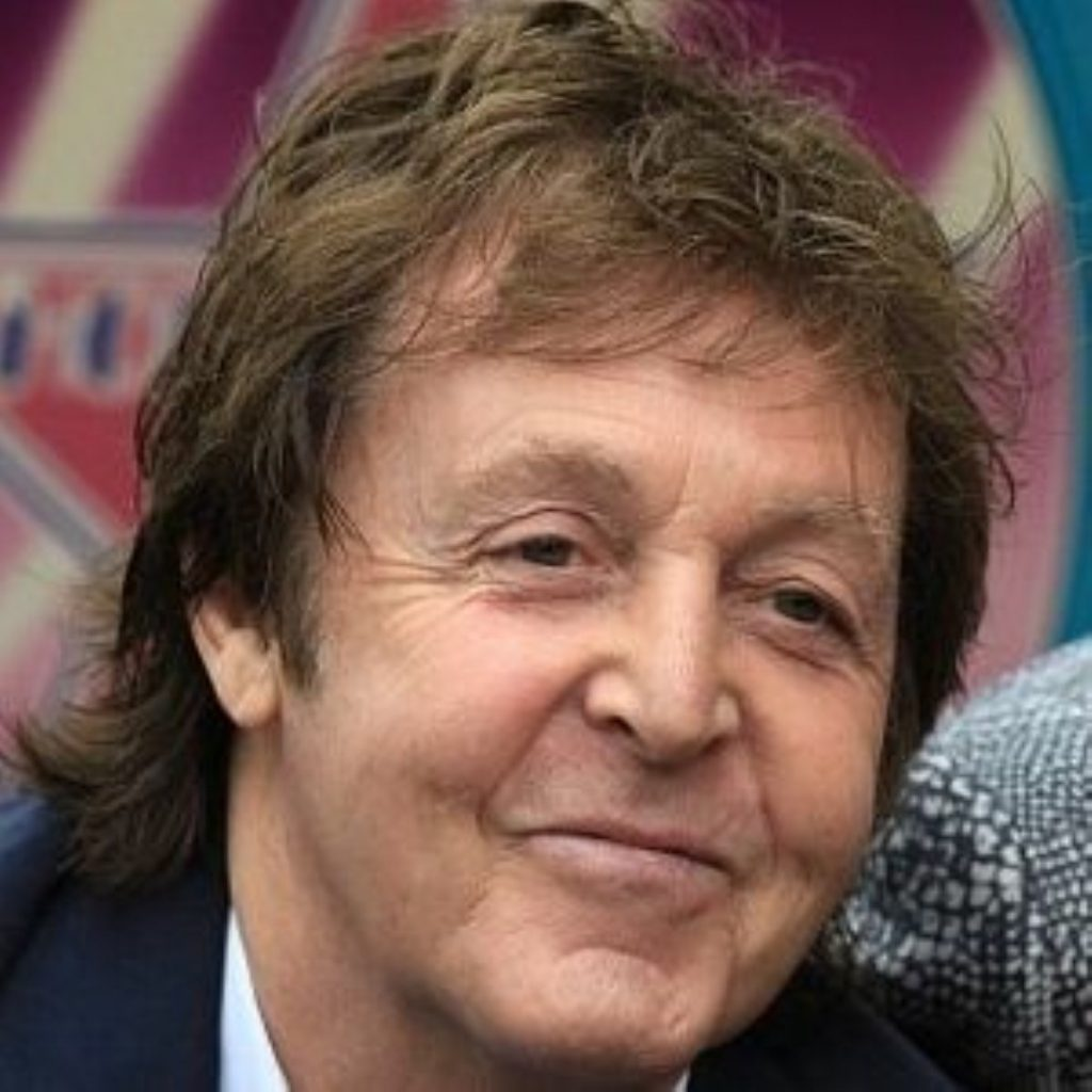 Paul McCartney: Saving the union, one pun at a time