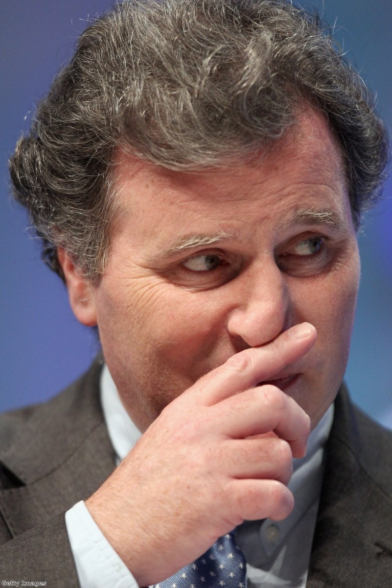 Letwin has been dumped as policy boss, according to reports.