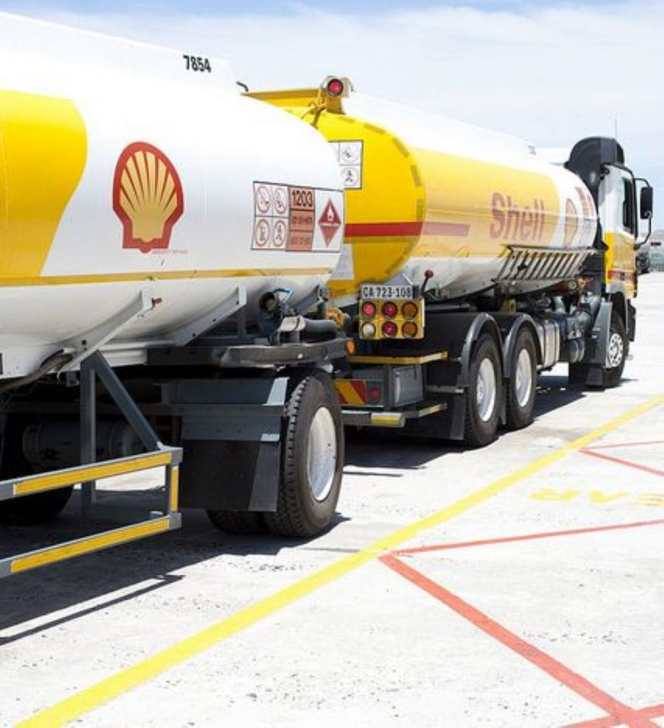 Fuel haulage dispute enters talks at Acas
