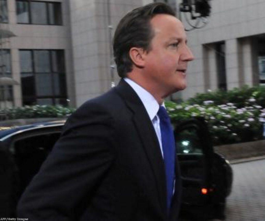 David Cameron wants 'decisive action soon'