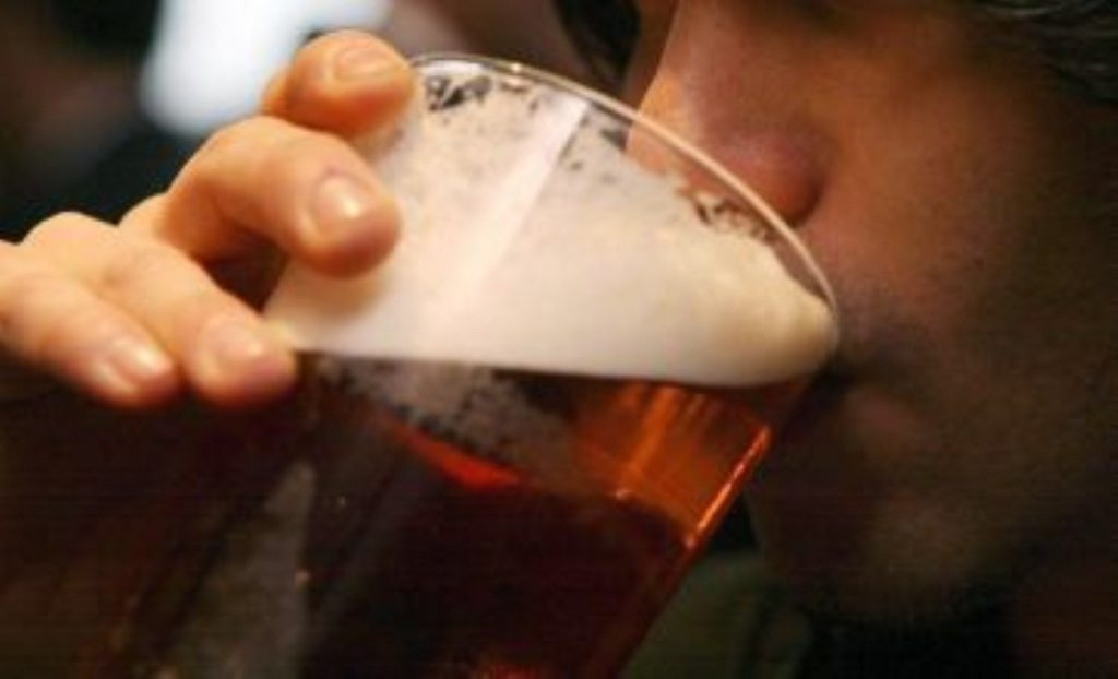 Acpo: New alcohol laws will reduce pressure on the police