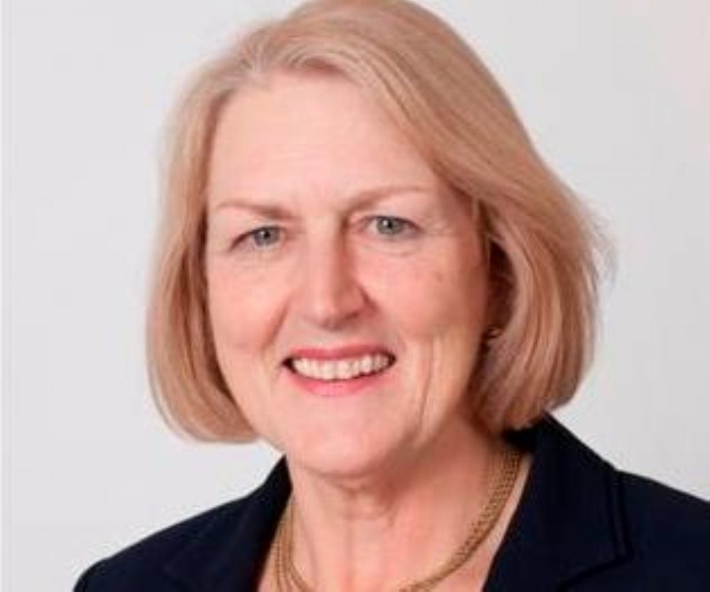 Barbara Young is chief executive of Diabetes-UK