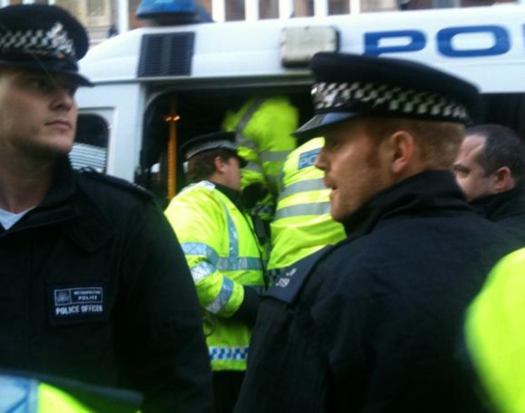 Met police have authority to use rubber bullets against students