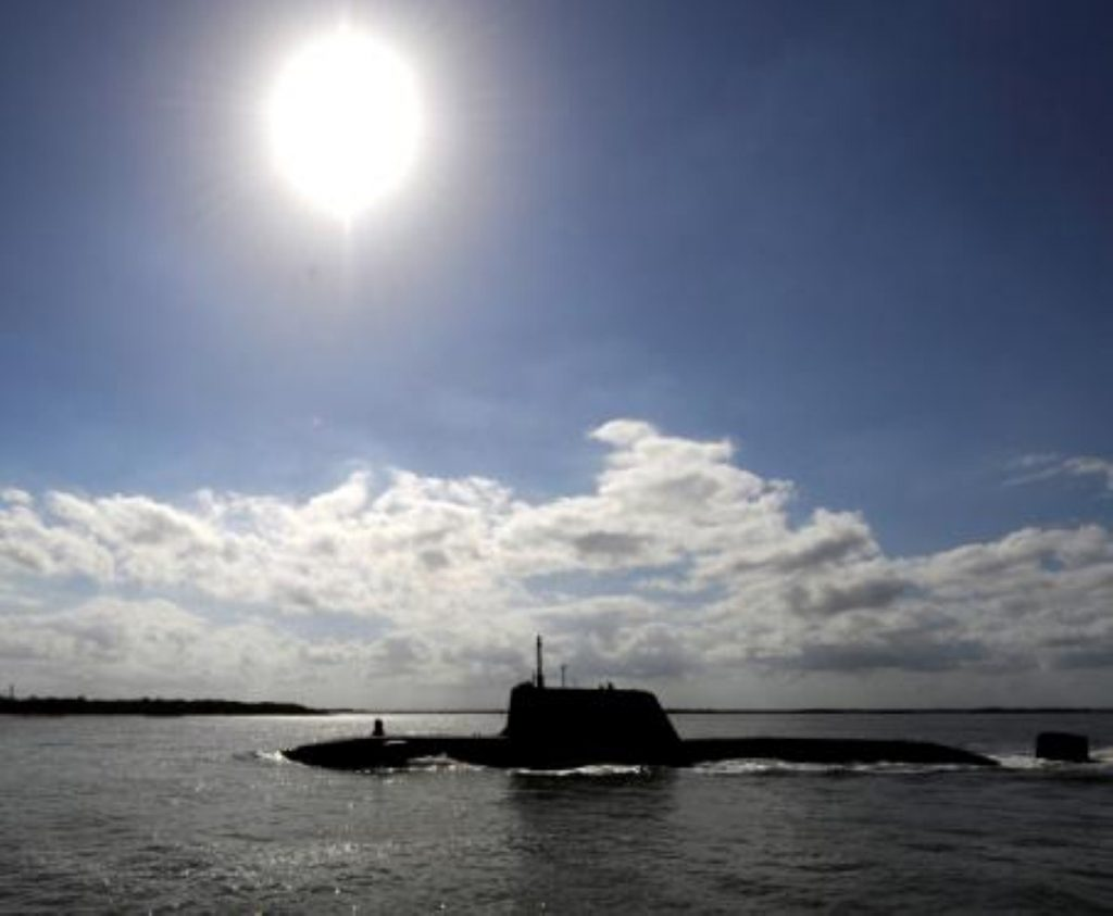 HMS Astute is an operational nuclear-powered submarine in the Royal Navy,