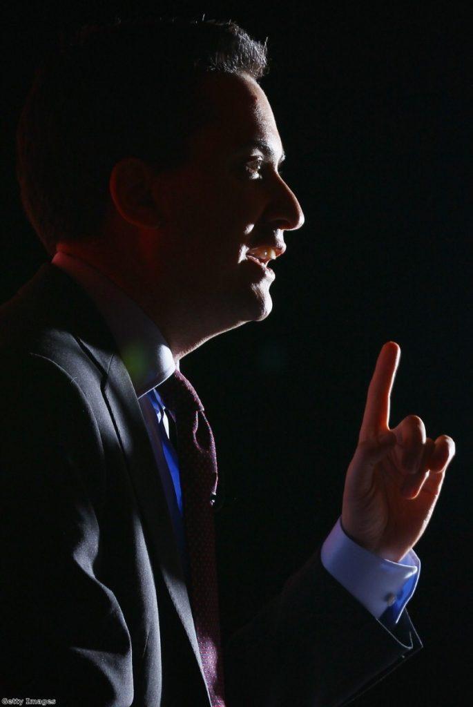 Miliband vs Cameron: Rhetoric heats up in aftermath of Queen's Speech