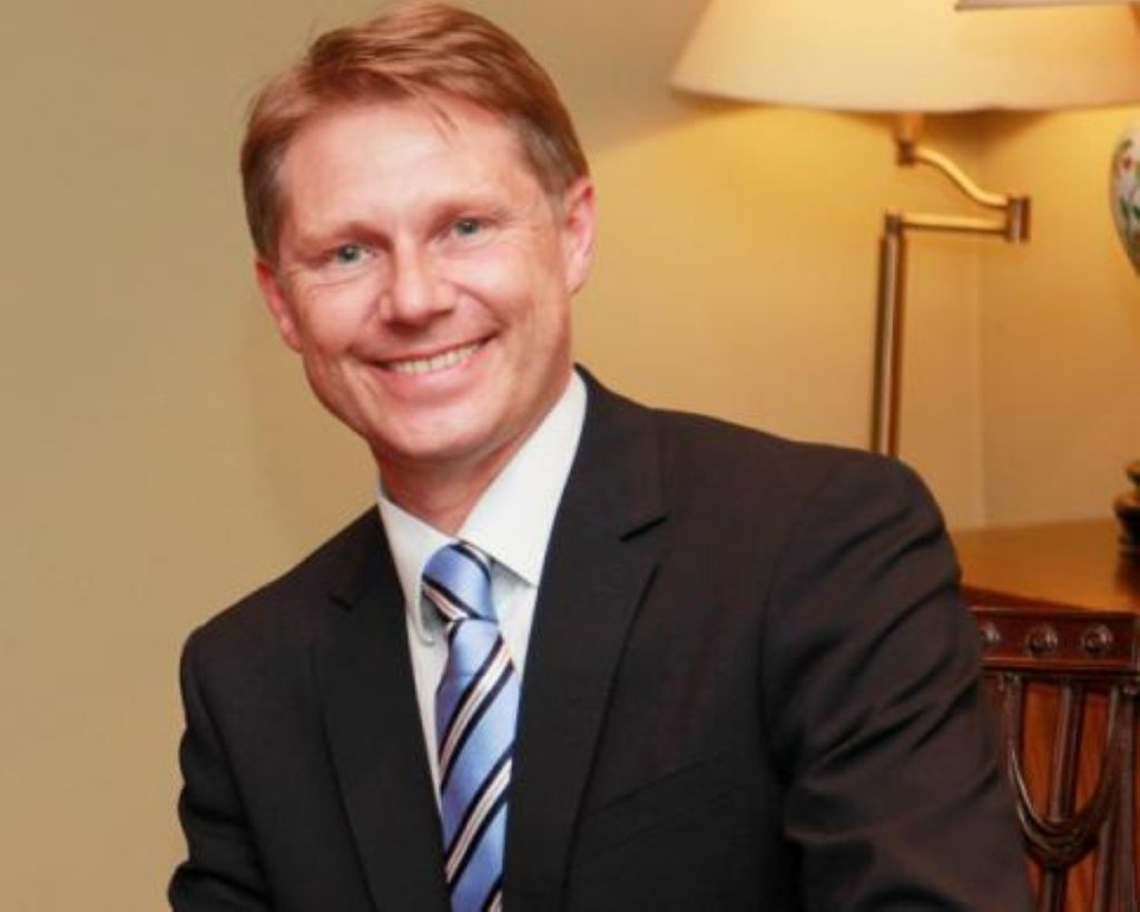 Morris was elected in 2010.
