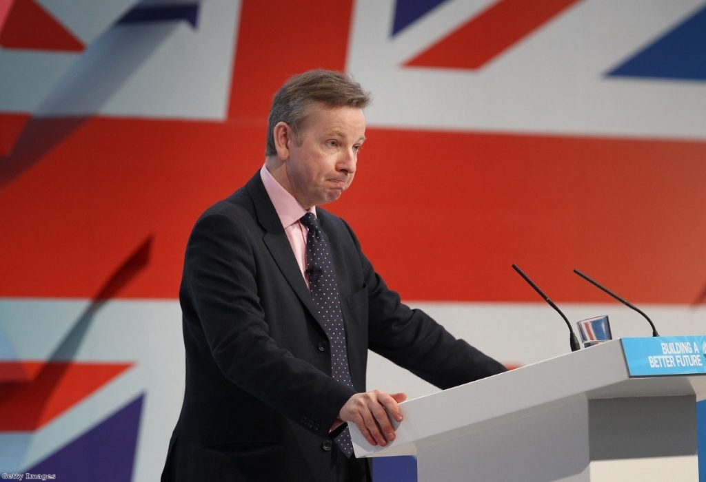 Michael Gove has been tasked with repealing the Human Rights Act