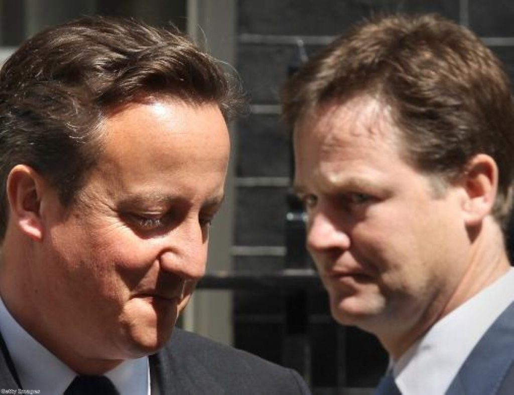 Divorce: Today's vote was a major blow for the coalition