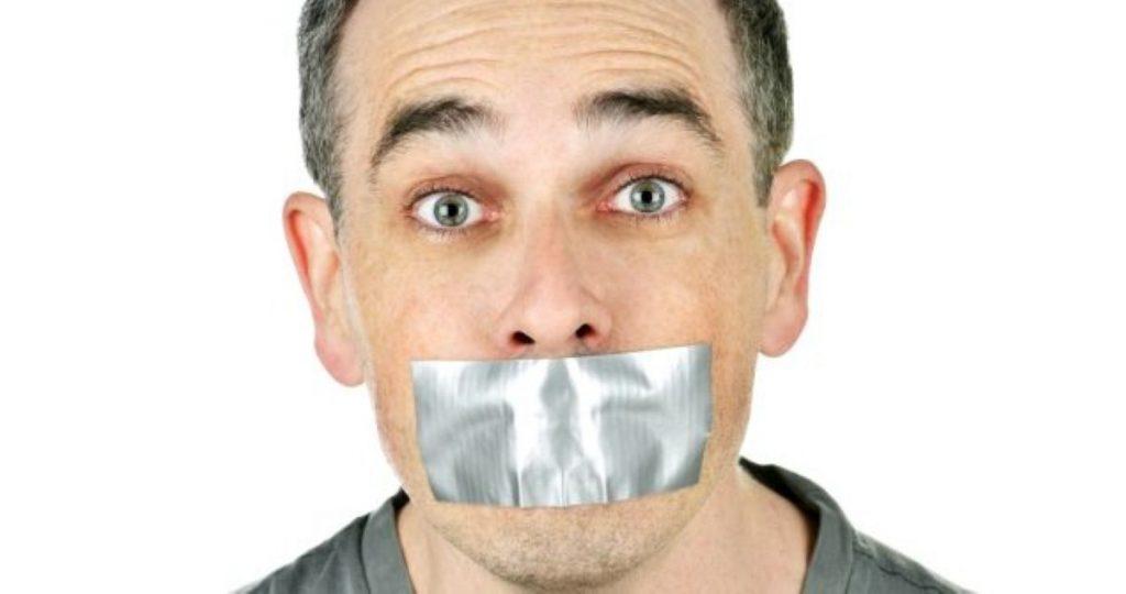 Silenced: Liberal Conservatism never happened, geddit?